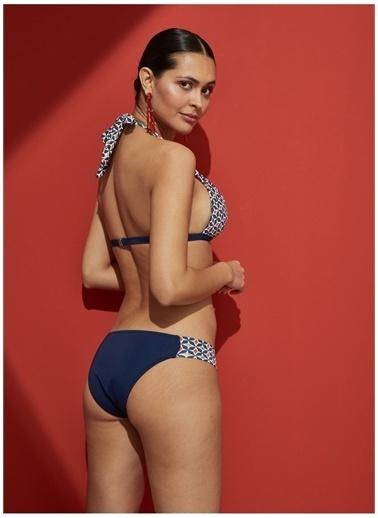 Bellisa Bellisa Çok Renkli Bikini Takım Renkli